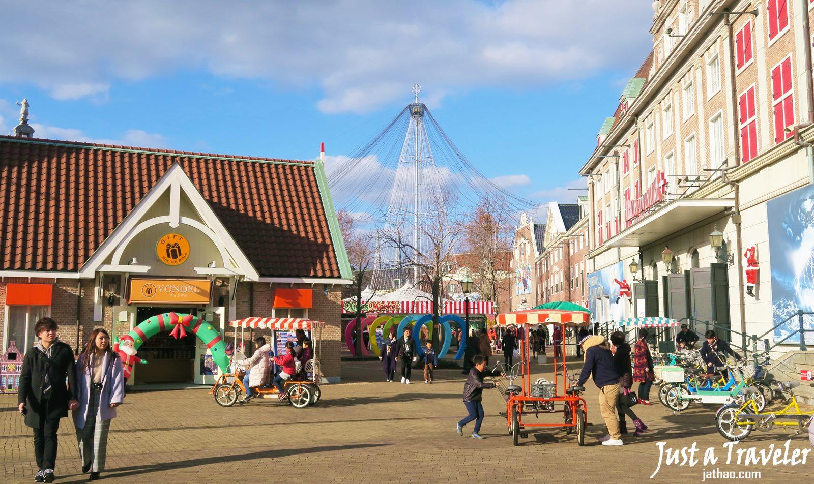 九州-長崎-景點-推薦-豪斯登堡-豪斯登堡行程-豪斯登堡攻略-豪斯登堡一日遊-旅遊-自由行-Kyushu-Huis Ten Bosch-Travel-Japan