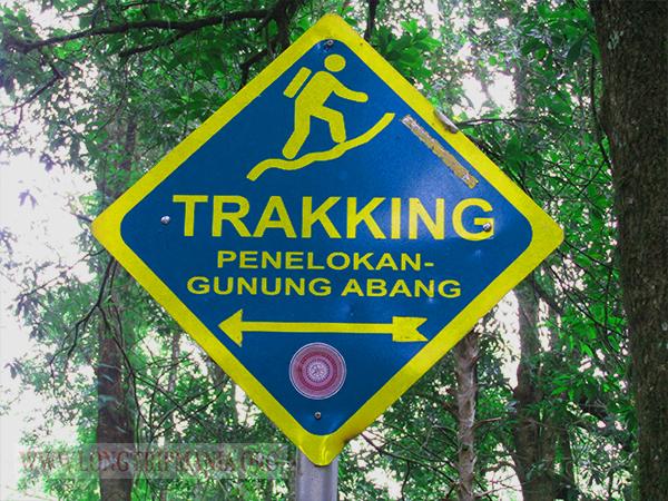 Hasil gambar untuk tanda pendakian