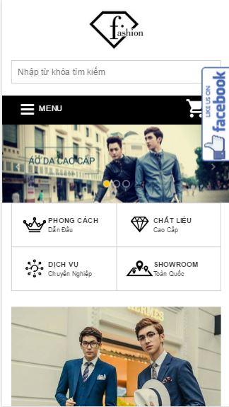 Blogspot shop thời trang Fashion