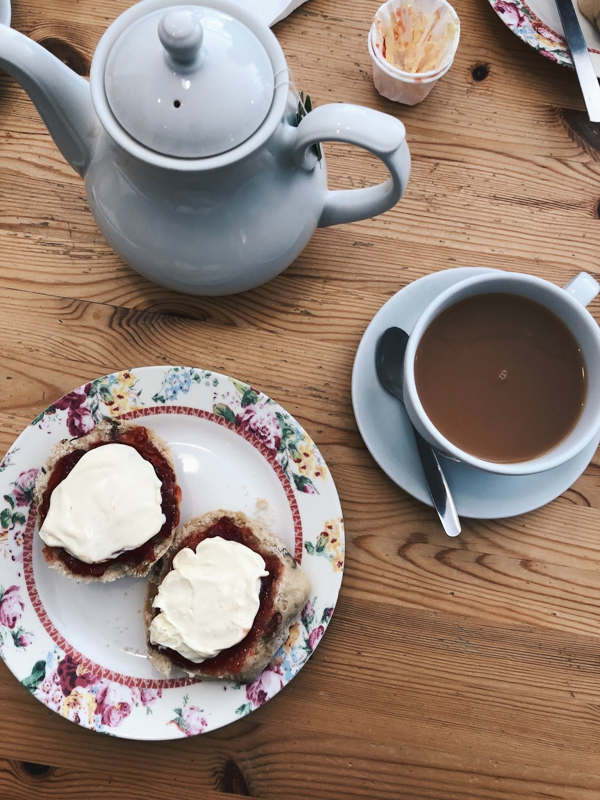 Finding The Best Cream Tea On The South Coast: Indulge Yourself, Christchurch