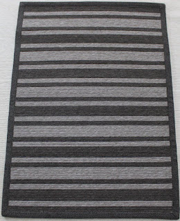 polypropylene rug which is maintenance free