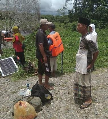 Delapan Warga Terjebak Banjir Berhasil Dievakuasi SAR Abdya