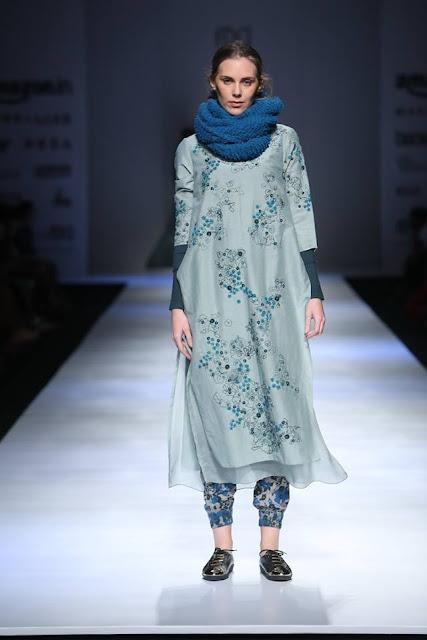 ILK Amazon India Fashion Week 2017