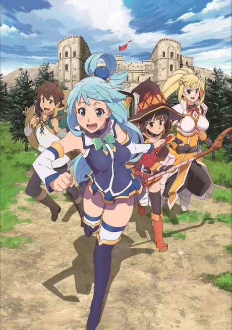Konosuba S2 Batch Subtitle Indonesia