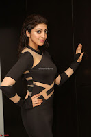 Pranitha Subhash in a skin tight backless brown gown at 64th Jio Filmfare Awards South ~  Exclusive 153.JPG