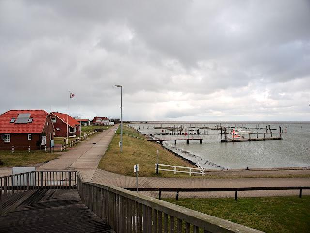 Langeoog, Hafen,