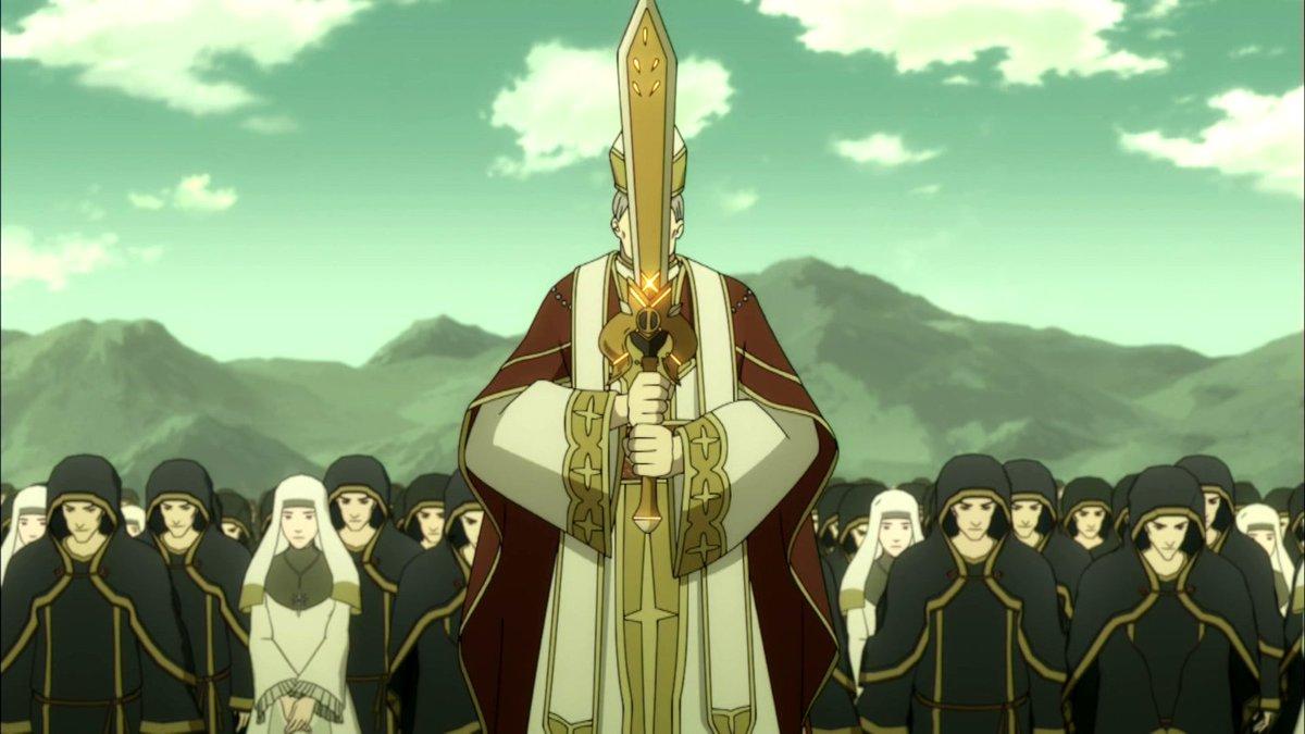 「盾の勇者の成り上がり」18話感想 王国貴族と宗教の覇権争いに巻き込まれる四聖勇者wwwww