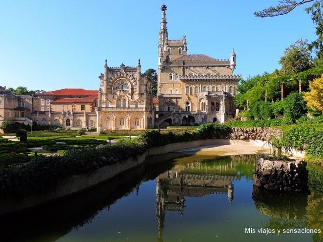 Palacio de Buçaco, Luso, Coimbra, Portugal