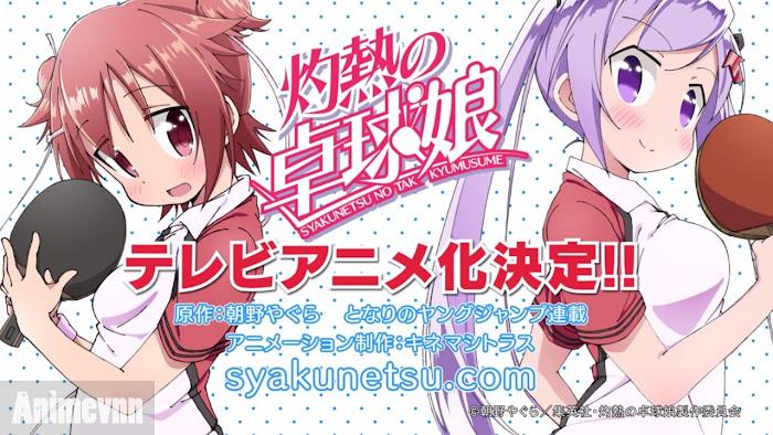 Ảnh trong phim Shakunetsu no Takkyuu Musume 1