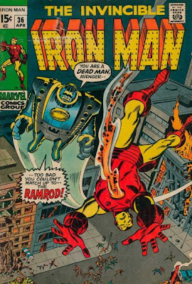 Iron Man #36, Ramrod