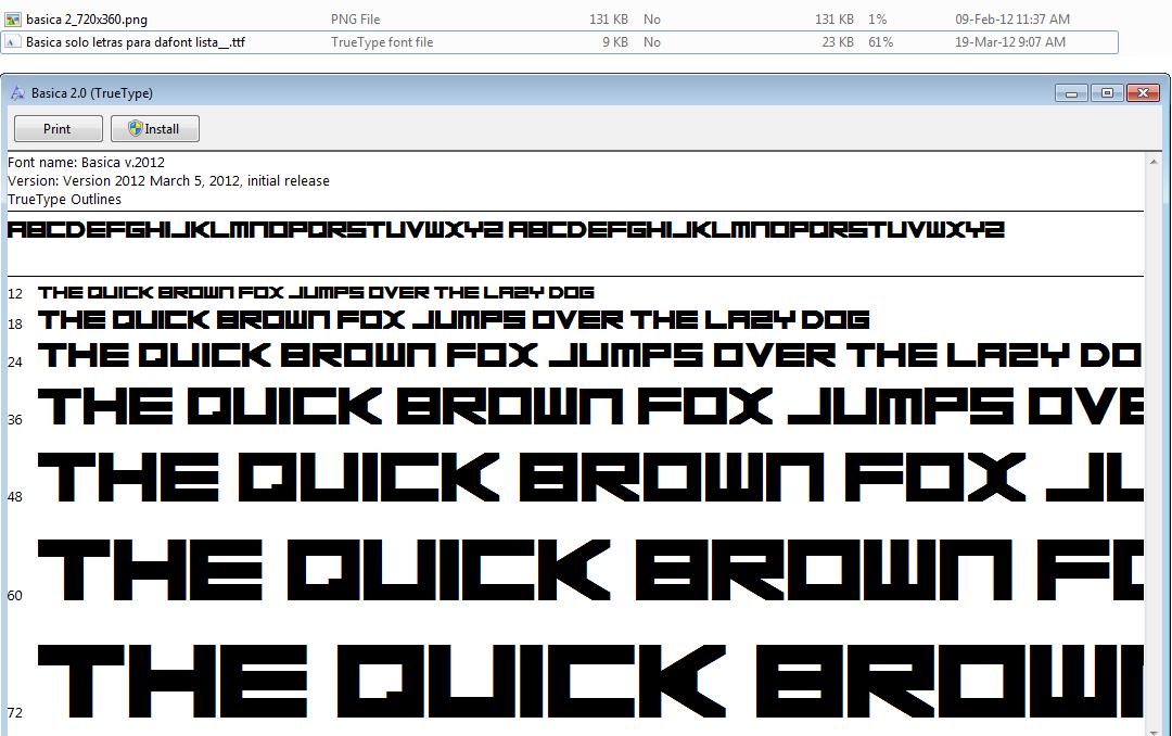 Loza's Blog: Fonts Download And Install