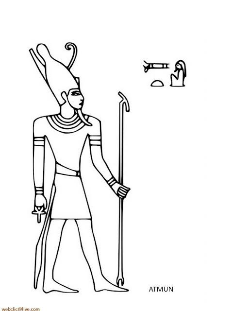 Atmun Egito