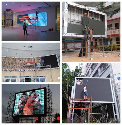 Địa chỉ cung cấp màn hình led p5 nhập khẩu tại Hưng Yên