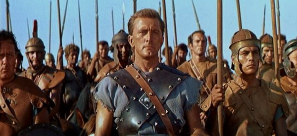 Now that's what's missing from the Starz channel's Spartacus: Vengeance: crew cuts.