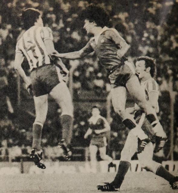 Paraguay y Chile en Copa América 1979, 11 de diciembre