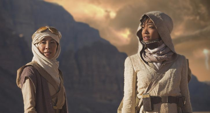 Star Trek: Discovery - Trailer, Poster, First Look Photos + Premiere Date *Updated*