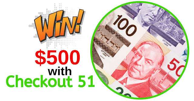 Win $500 from Checkout51