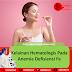 Kelainan Hematologis Pada Anemia Defisiensi Fe