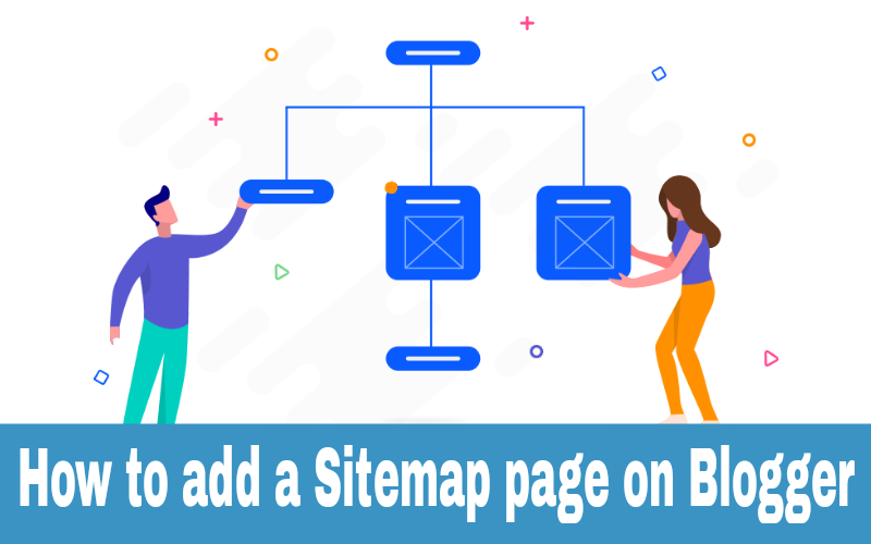 How to add a Sitemap Page in Blogger