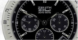 zenith isveç saat markası
