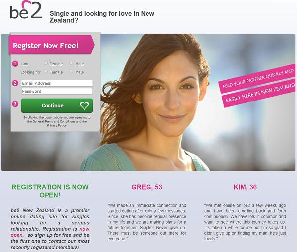 Singles sites new zealand