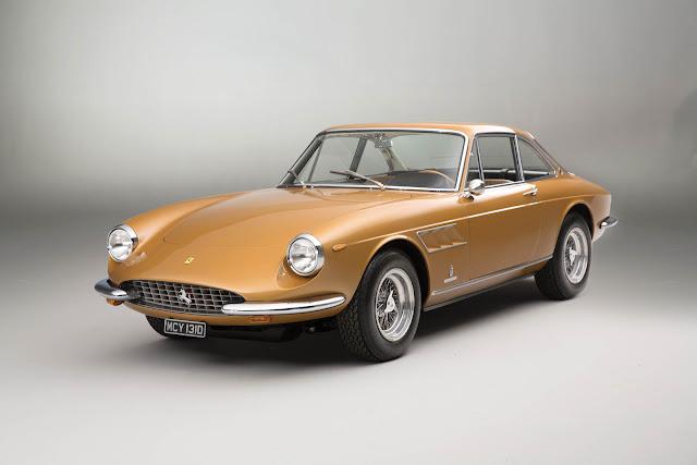 1966 Ferrari 330 GTC - #Ferrari #GTC #classic_car