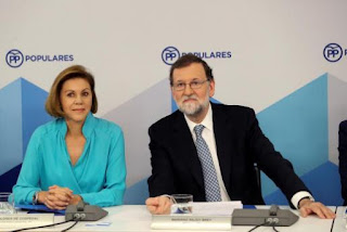 """Mariano Rajoy dit quitter """"définitivement"""" la politique"""