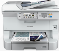 Work Driver Download Epson Workforce Pro WF-8590DTWFC