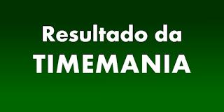 Resultado Da Timemania Concurso 1047 - 22/06/2017