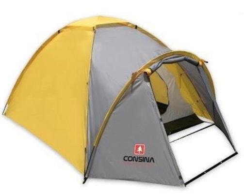 Tenda Consina Magnum 4 Harga: Rp.800.000,-