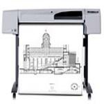 Impressora HP Designjet 500