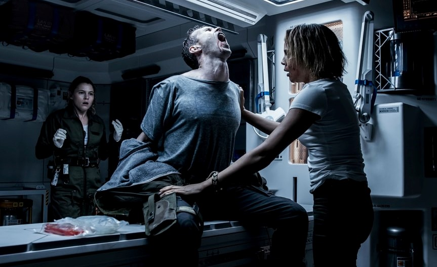Crítica #3: Alien - Covenant