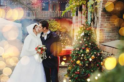 foto matrimonio natale marcella fava