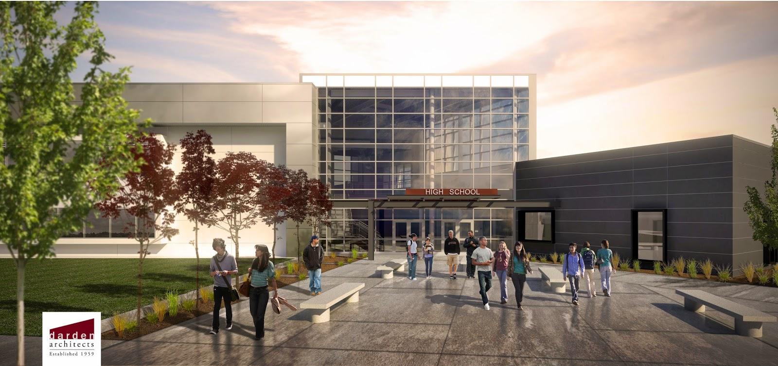 Darden Architects, Inc.: Fresno Unified's next high school ...