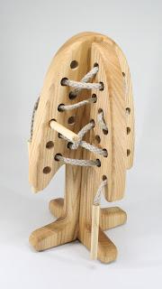 TT93, Threading Birch, Maxi, Lotes Wooden Toys