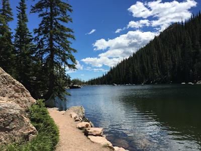 dream lake by keagiles  RMNP