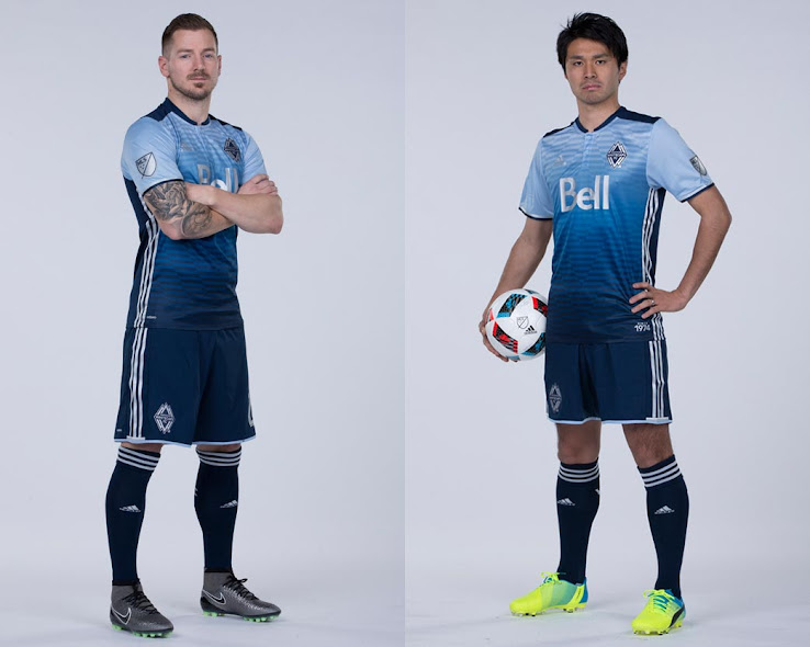 check out e7956 93ab5 Vancouver Whitecaps 2016 Away Jersey Released - Footy Headlines