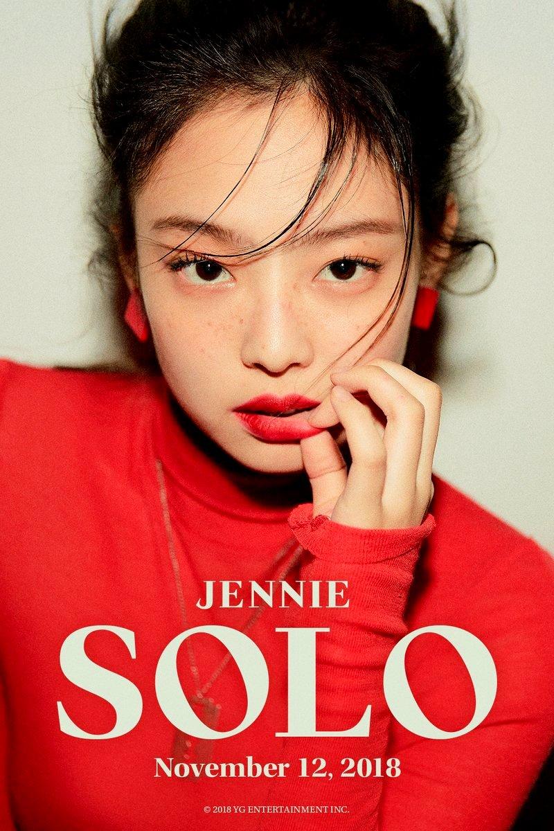 Black Pink's Jennie Gives a Seductive Gaze at Her Solo Debut Teaser
