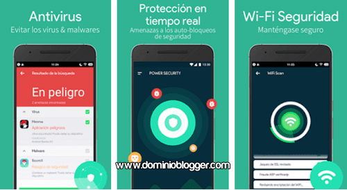 App Power Security gratis para Android