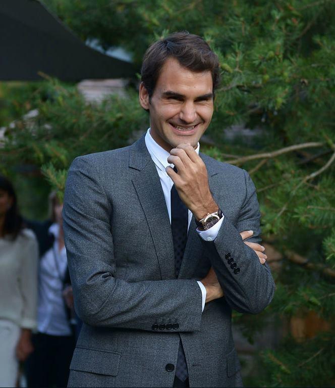Roger Federer: Roger Federer Wants To Travel As A Backpacker After Tennis