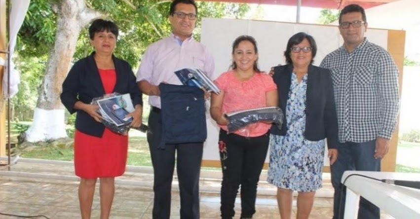 UGEL Lamas recibe estrategia de vigilancia de Prodescentralización - DRE San Martín - www.dresanmartin.gob.pe
