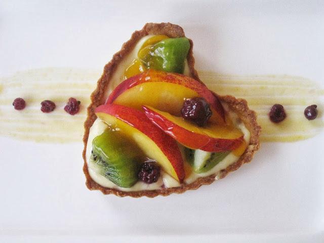 Receta del día: tartaletas de frutas