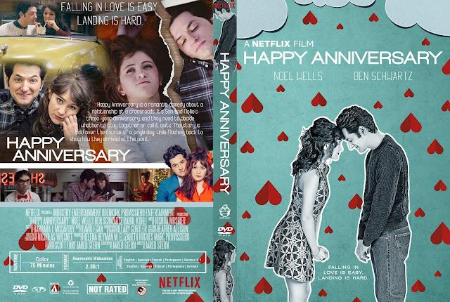 Happy Anniversary DVD Cover