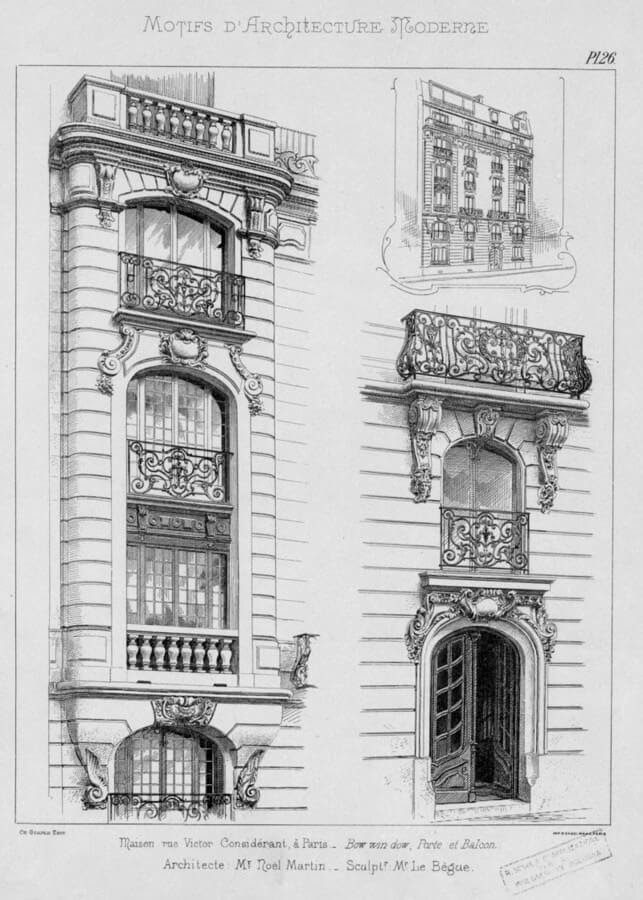 12-Noe-L-1920s-Hand-Drawn-Architectural-Drawings-www-designstack-co