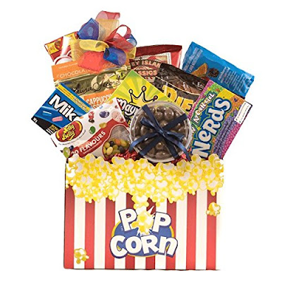 Movie Night Gift Basket on Amazon