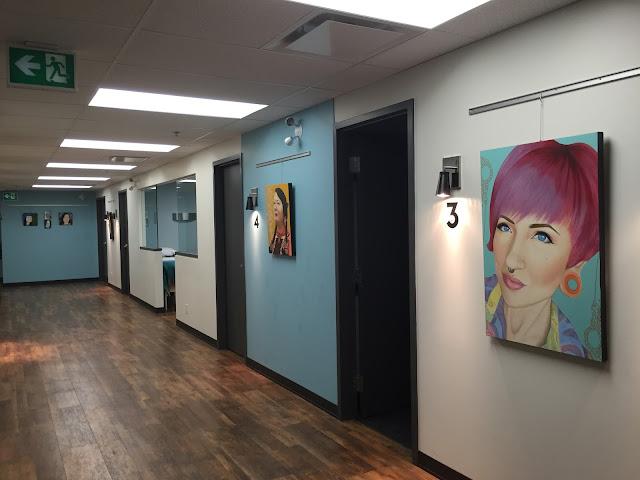 living city health, toronto art show, north toronto, portrait, portrait art, portrait painting, portrait artist, toronto portrait artist, canadian portrait artist, art exhibition, beauty, beauty art