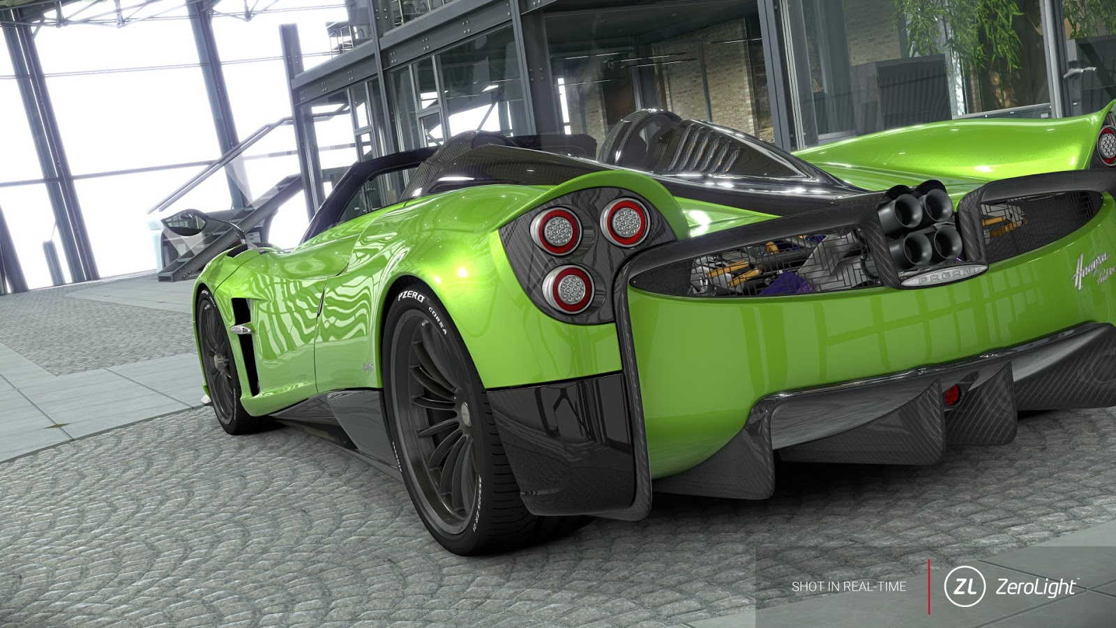 DS pagani huayra roadster : Here Is How We Would Configure Our Pagani Huayra Roadster