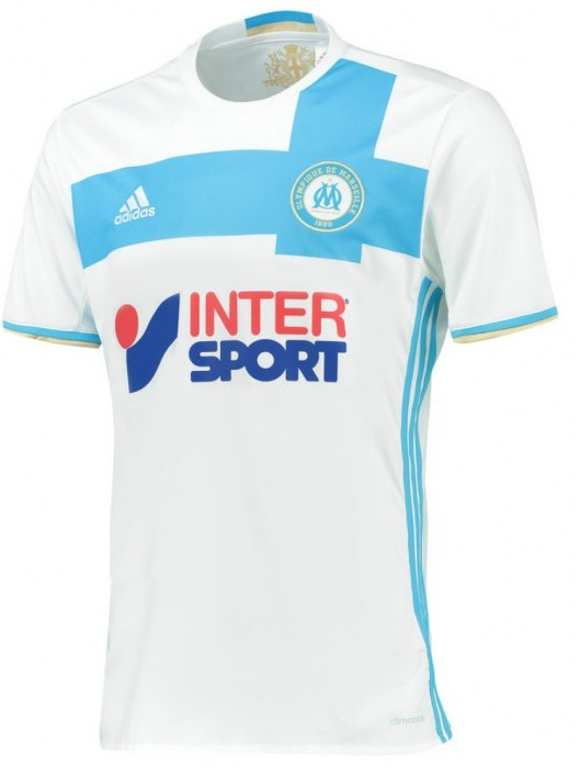 tenue de foot Olympique de Marseille de foot