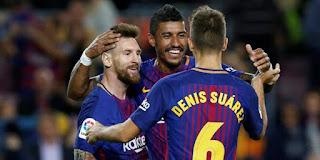 Barcelona vs Girona Live Streaming online Today 24.02.2018 Spain La Liga