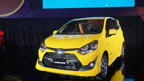Paket Toyota Agya Lebaran 2018 Surabaya